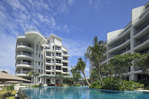Turquoise Sentosa Cove - Low-rise resort living