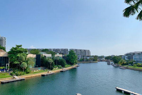 Turquoise Sentosa Cove - Waterway View