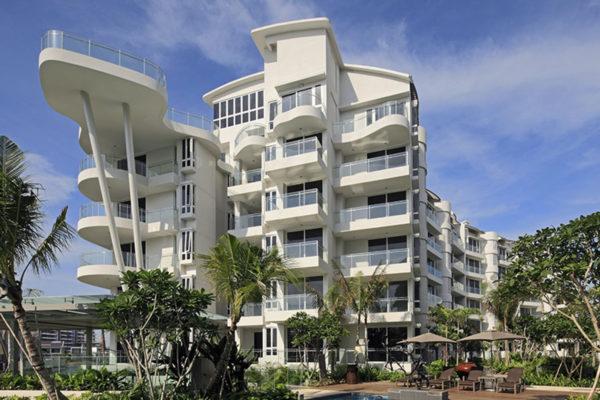 Turquoise Sentosa Cove - Facade