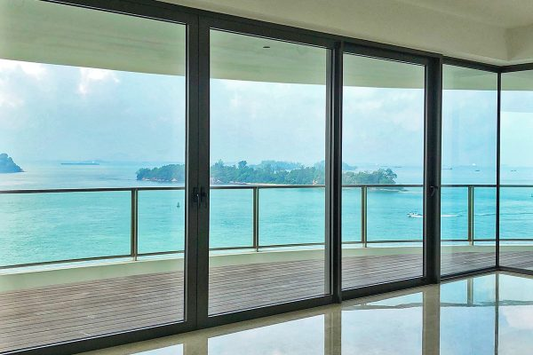 Cape Royale Sentosa Cove - Unblock Sea View