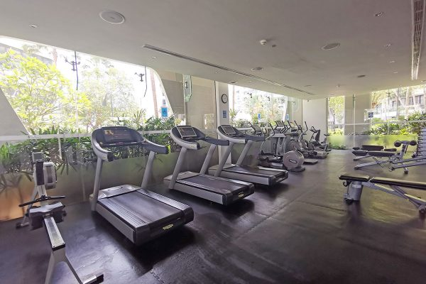 Cape Royale Sentosa Cove - Gym