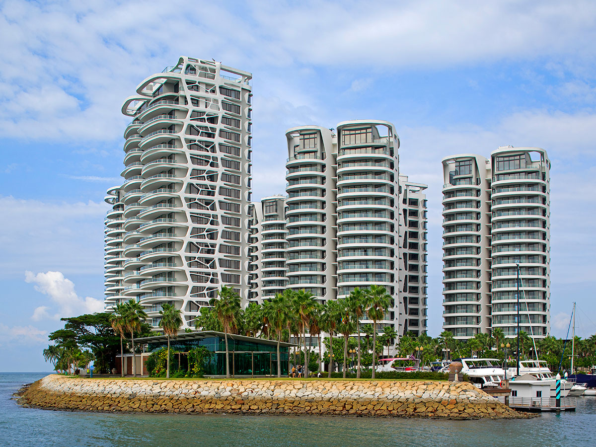 Cape Royale Sentosa Cove