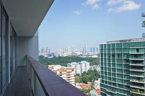 Hilltops, Singapore - City View