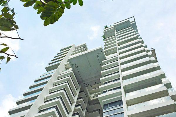 Cityvista Residences, Singapore - Facade