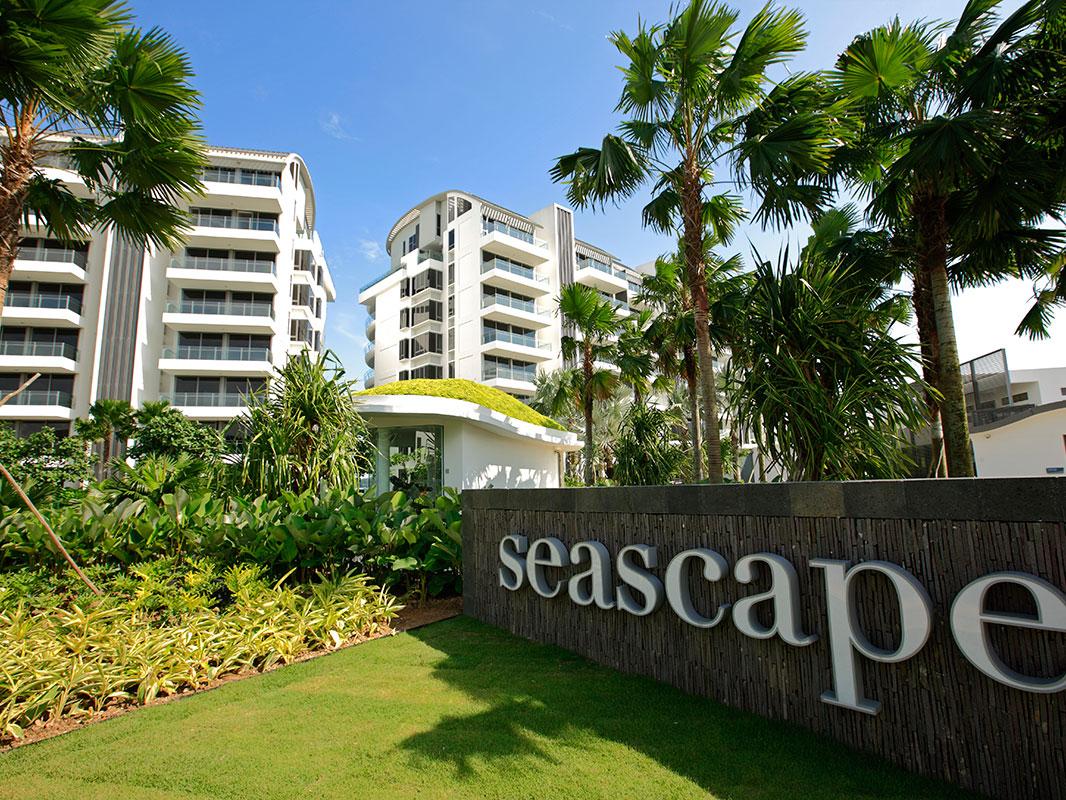 Seascape Sentosa Cove - Sea-facing units