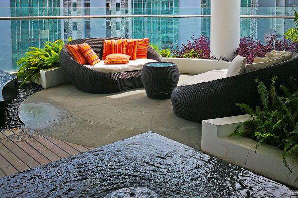 Cityvista Residences, Singapore - Sky Garden