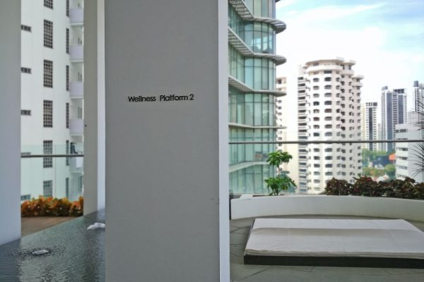 Cityvista Residences, Singapore - Sky Garden / Wellness Platform