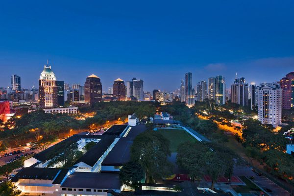 Paterson Suites, Singapore - Beautiful City View