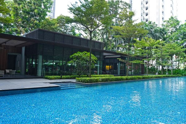 Hilltops, Singapore - Pool
